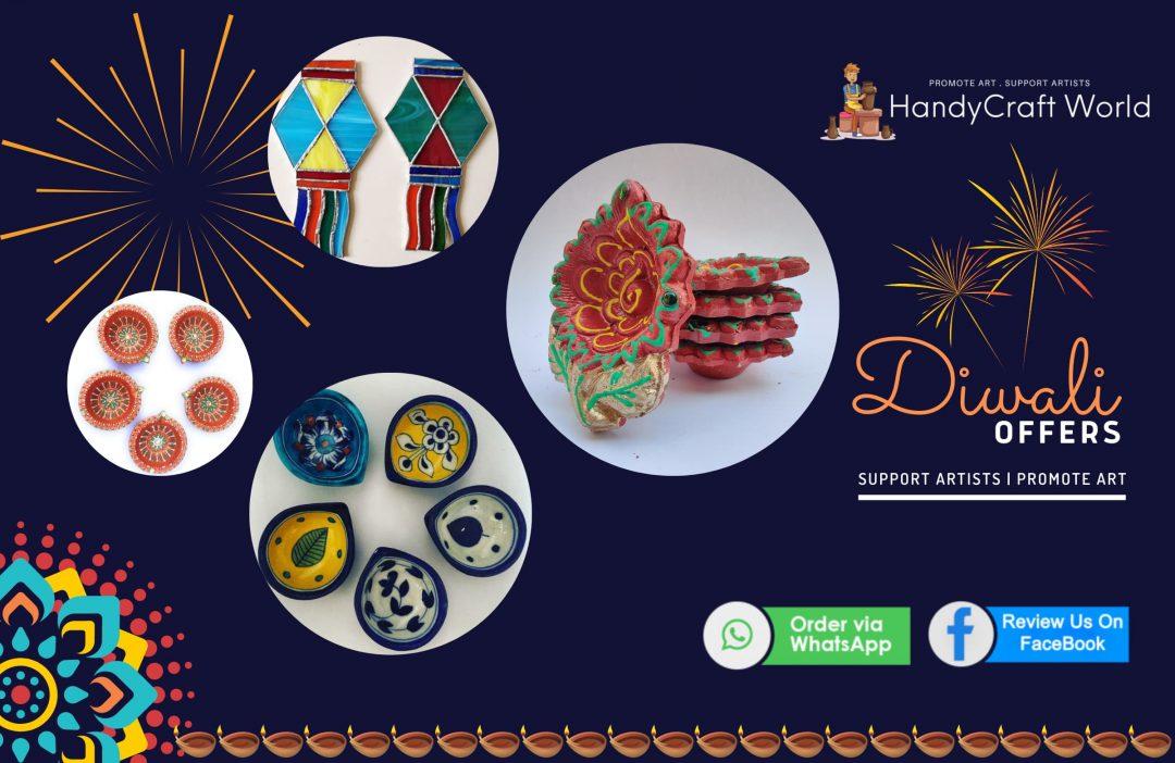 Diwali Offer | HandyCraft World