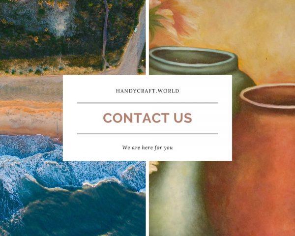 Contact HandyCraft World | Become a Seller | Seller Support