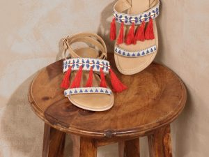Mexican Moolah Sandals