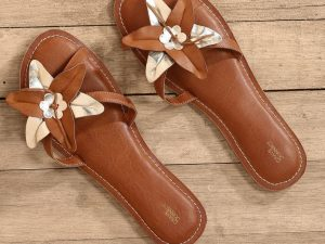 Sunday Splash Sandals