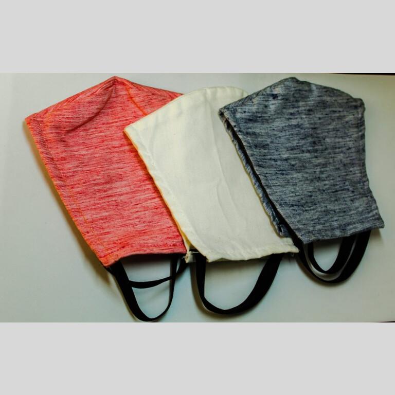 Reusable 2 Layers Cotton Face Mask