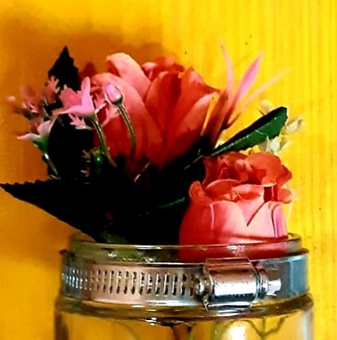 Home Sweet Home Mason Jar Scones