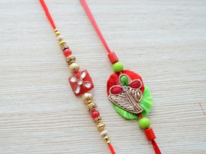 Traditional Rakhi Gift Set