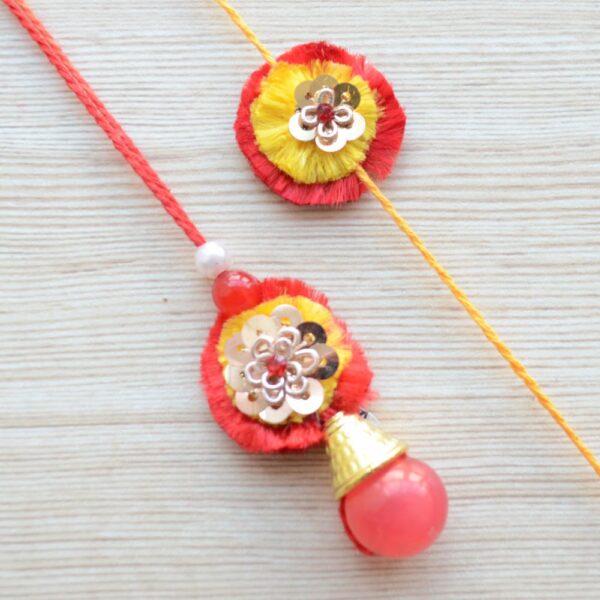 Simple Lumba and Rakhi Gift Set | Simple Lumba and Rakhi |