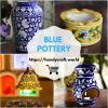 blue pottery jaipur