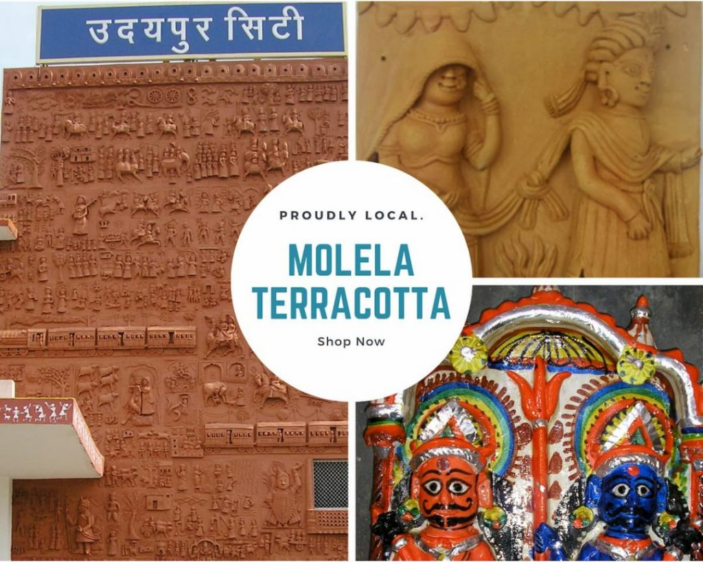 molela terracotta clay craft