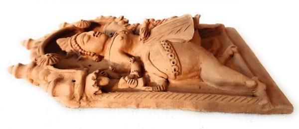 Sand Mata Molela Terracotta Plaque | Sand Mata Molela Terracotta Plaque |
