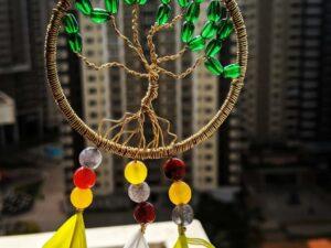 Tree Of Life Dream Catcher Hanging