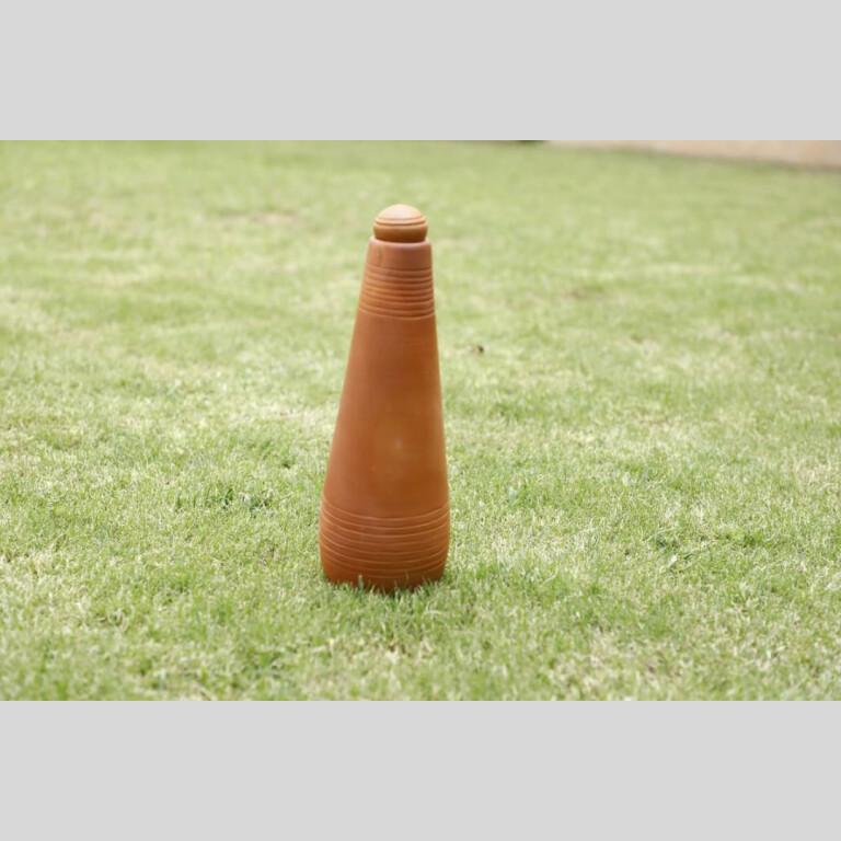 Terracotta Conical Bottle