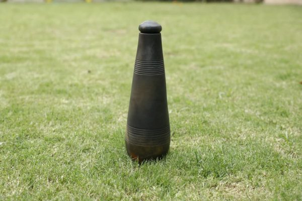 Terracotta Conical Bottle-Double Baked