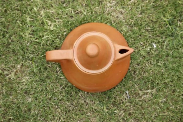 Terracotta Conical Tea kettle