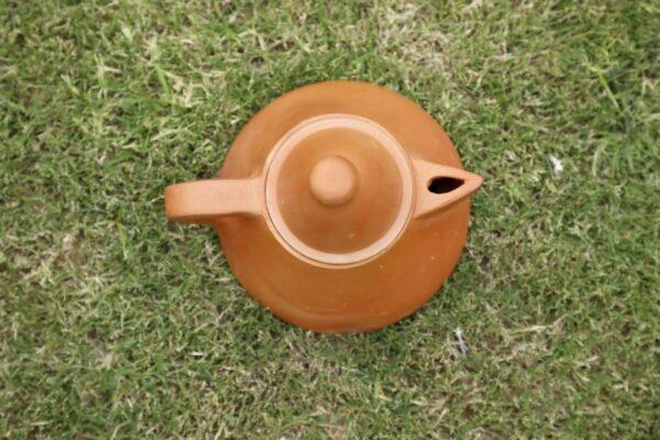 Terracotta Conical Tea kettle