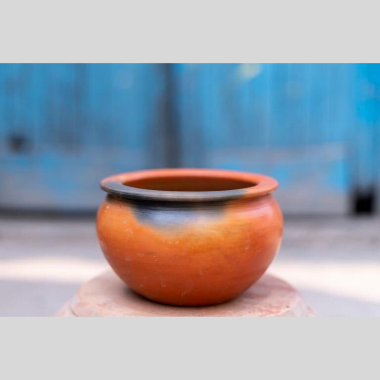 Terracotta Curd Setter