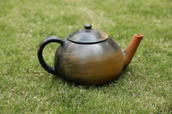 Terracotta Tea Kettle Double Baked