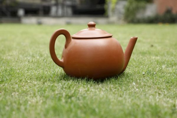 Designer Terracotta Tea Kettle