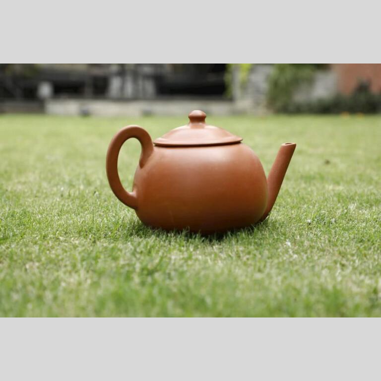 Designer Terracotta Tea Kettle