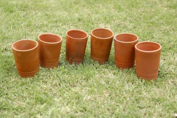 Terracotta Glass Set | Terracotta Glass Set |