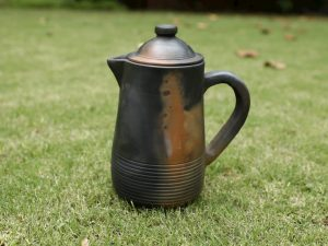 Terracotta Jug Double Baked