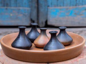 Terracotta Artistic Miniature Set