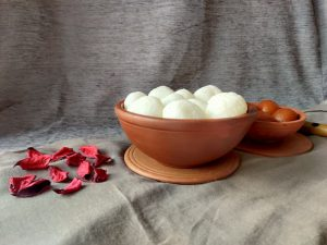 Terracotta Handmade Serving Bowl