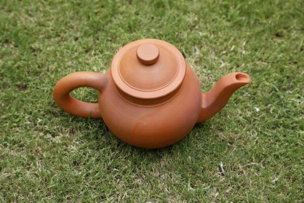 Terracotta Tea Kettle   Terracotta Tea Kettle  