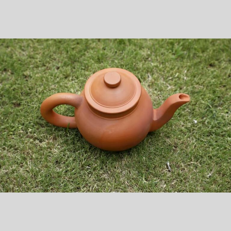 Terracotta Tea Kettle | Terracotta Tea Kettle |