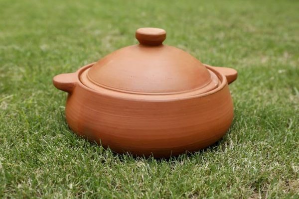 Terracotta Vegetable Handi