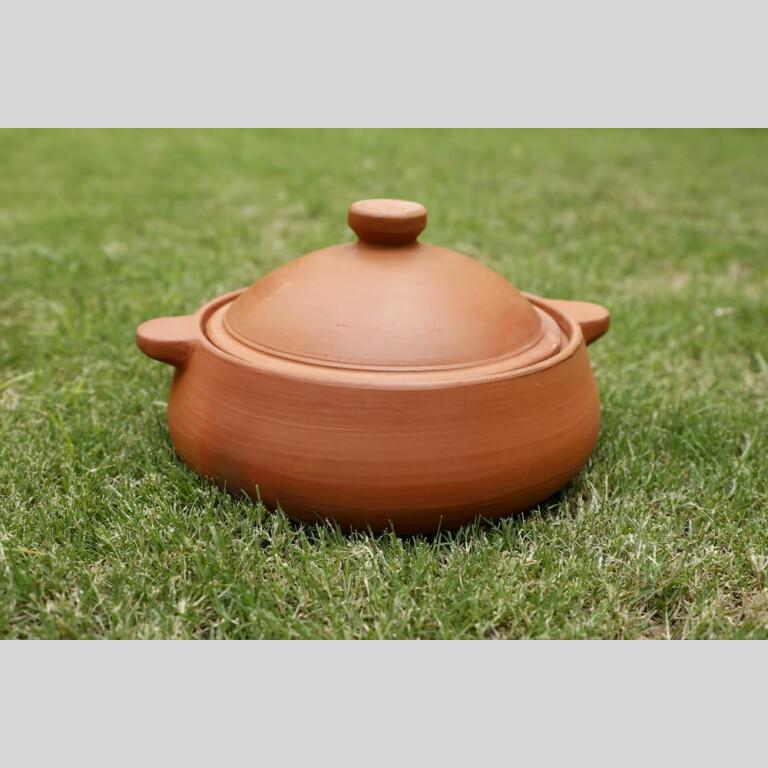 Terracotta Vegetable Handi