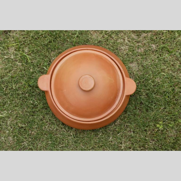 Terracotta Vegetable Handi | Terracotta Vegetable Handi |