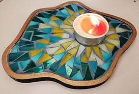 Tea Light Tray | Tea Light Tray |