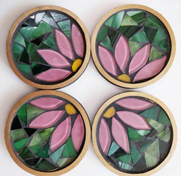 Lotus Coaster Set | Lotus Coaster Set |
