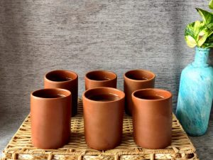 Clay Glass Set