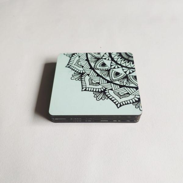 Mandala Coasters | Mandala Coasters |
