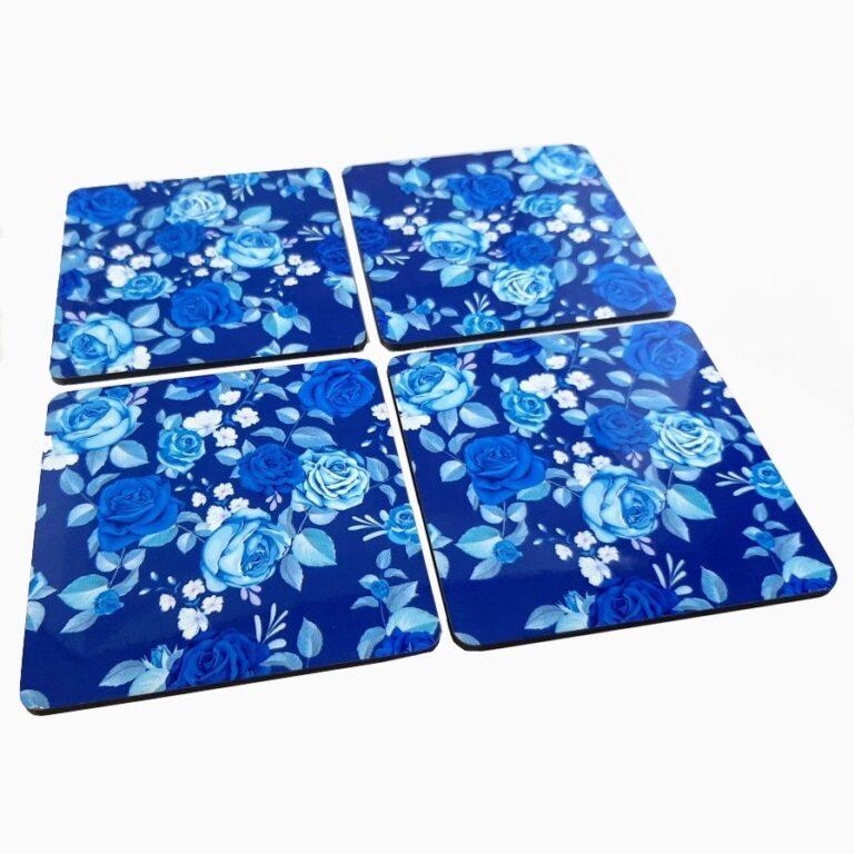 Floral Coasters | Floral Coasters |
