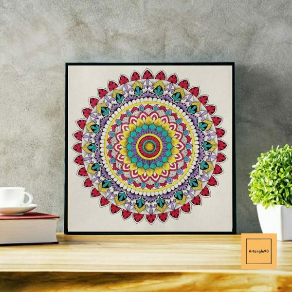 Mandala Wall Decor | Mandala Wall Decor |