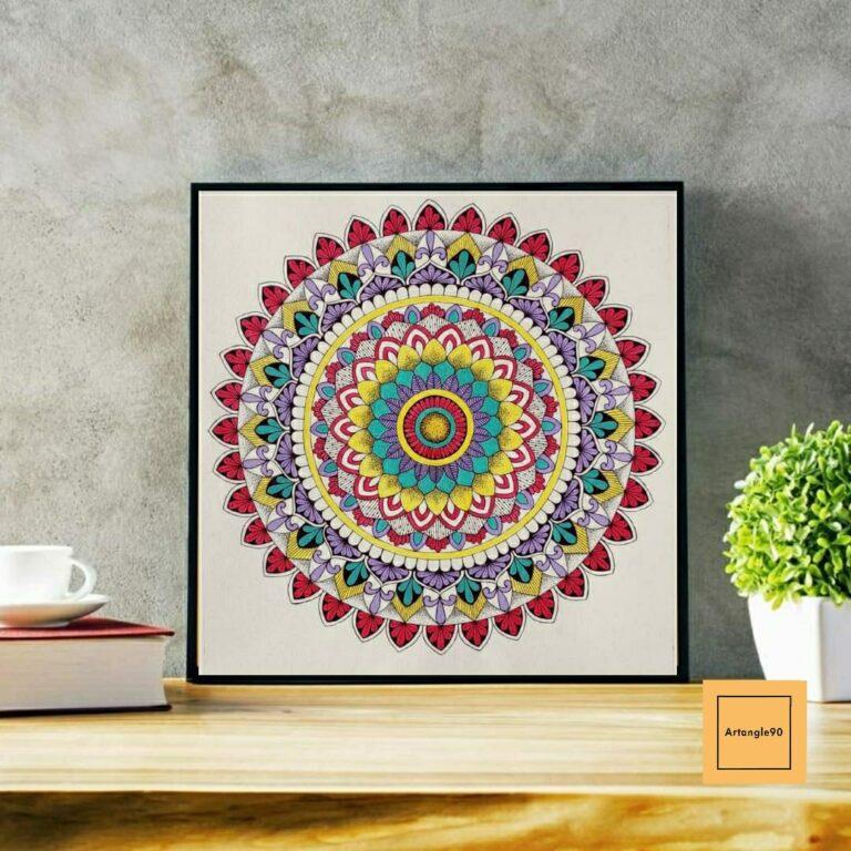 Mandala Wall Decor | Mandala Wall Decor |