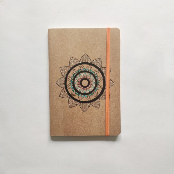 Coloured Mandala Diary | Coloured Mandala Diary |