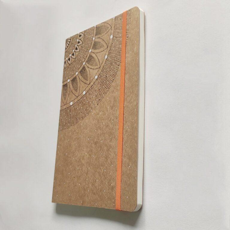 Quater Mandala Notebook | Mandala |