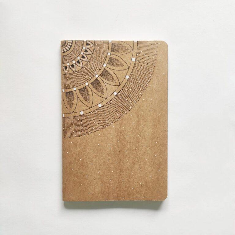 Quater Mandala Notebook   Mandala  