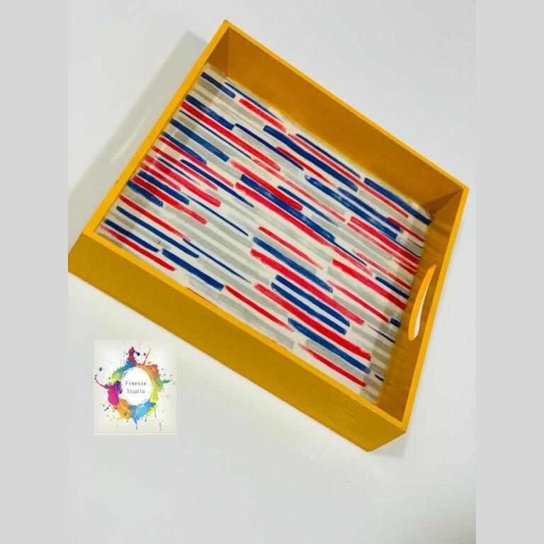 Rainbow Serving Tray | Rainbow Serving Tray |