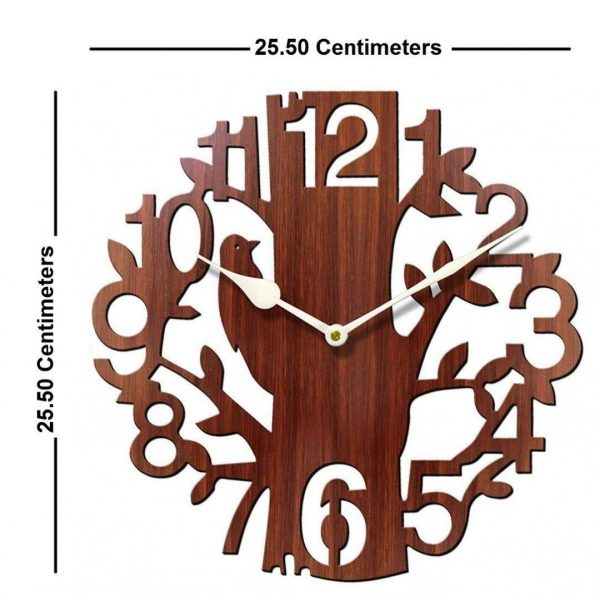 Crafts Wooden Wall Clock | Crafts Wooden Wall Clock |