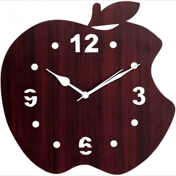 Wood Decorative Wall Clock