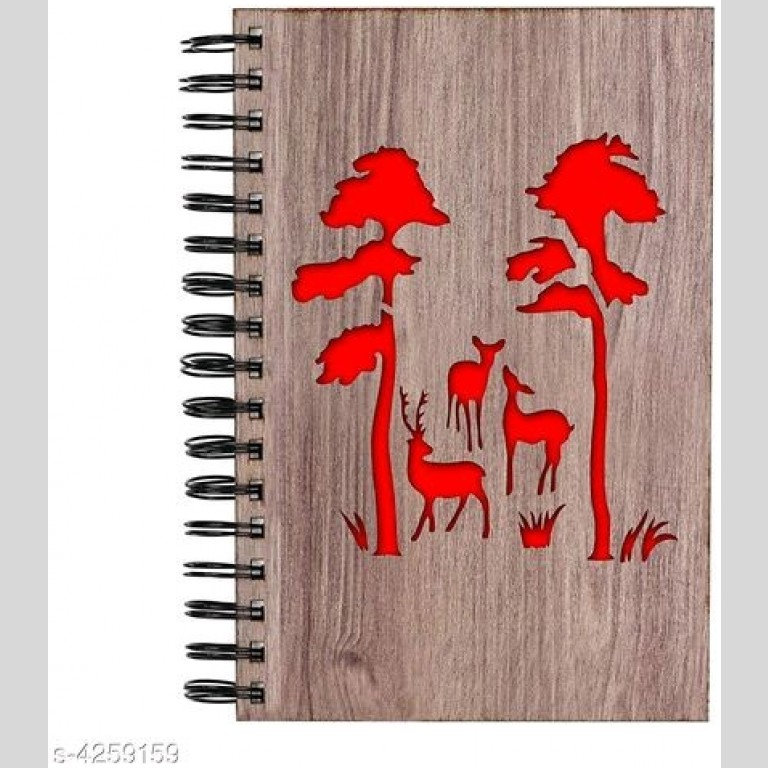 Personalised Picture Notebook