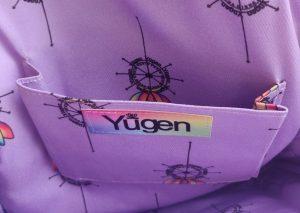 Zero-Waste Cross Body Bag With Multicoloured Tassels
