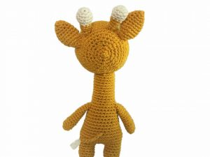Yellow Amigurumi Gigi