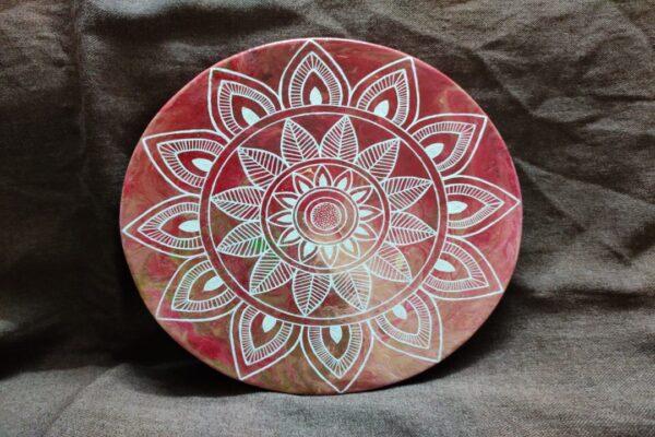 Colourful Mandala Frame | Colourful Mandala Frame |