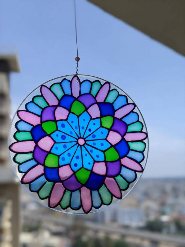 Subtle Suncatcher