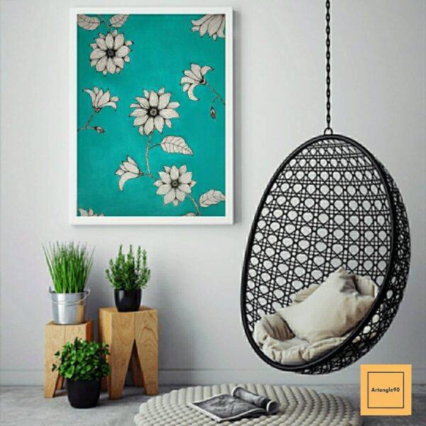 Floral frame   Floral frame  
