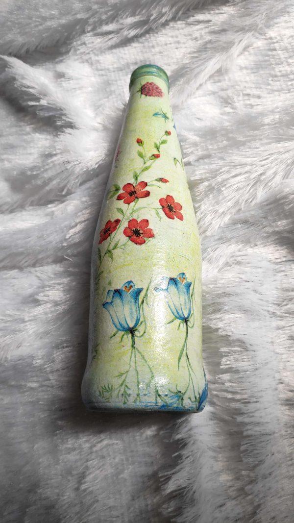 Glass Decor Bottle