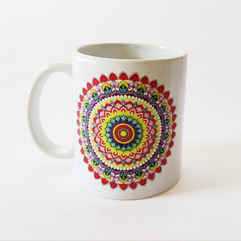 Mandala Mug | Mugs |